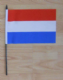 Netherlands Country Hand Flag - Medium.